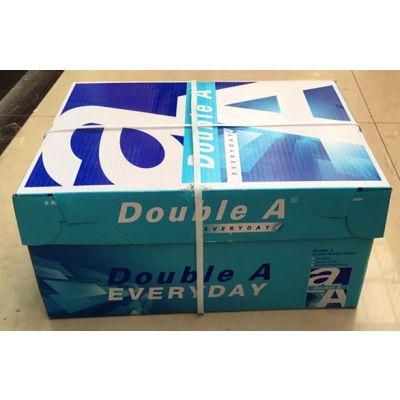 郑州进口复印纸批发Double A A4纸 70g打印纸市内免费送货