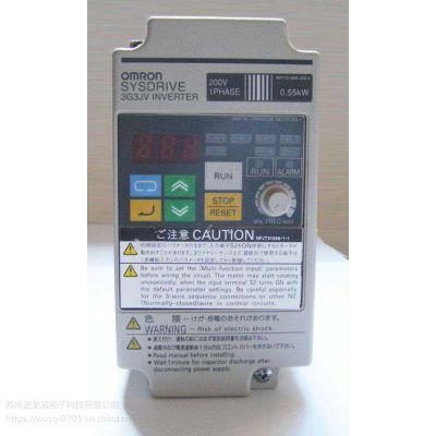 专业欧姆龙变频器 3G3IV-PUZBAB 20A 1.06MH维修及售后