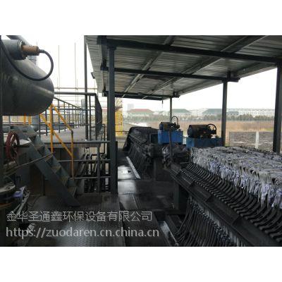 残渣废水过滤设备豆渣产生废水压榨机