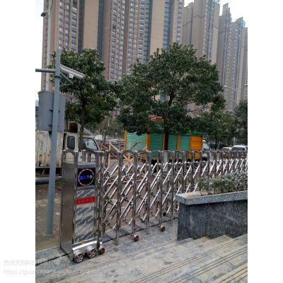 小区智能电动挡车器 停车场栏杆机 直杆道闸系统