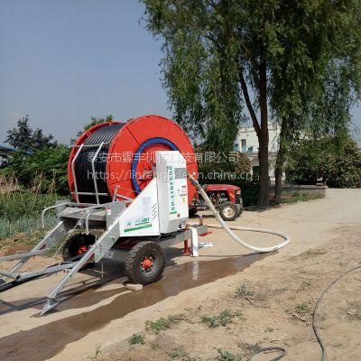 农田喷灌360度旋转喷枪农业灌溉机