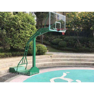 深圳龙岗篮球架厂家价格