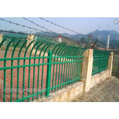锌钢护栏生产厂家 别墅小区围墙网 锌钢道路隔离栏