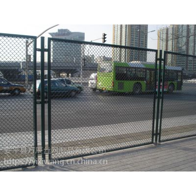 长沙市车间隔离栅 基坑防护网 厂区铁丝网护栏网