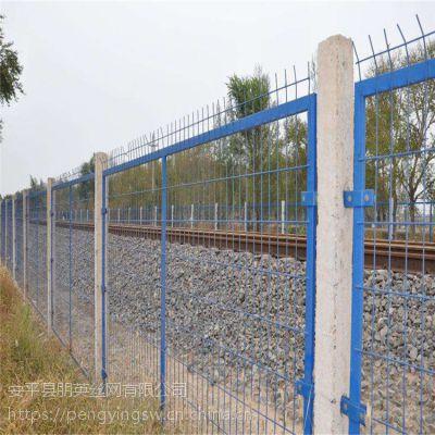 厂家直销 框架护栏网 浸塑光伏发电防护网隔离栅
