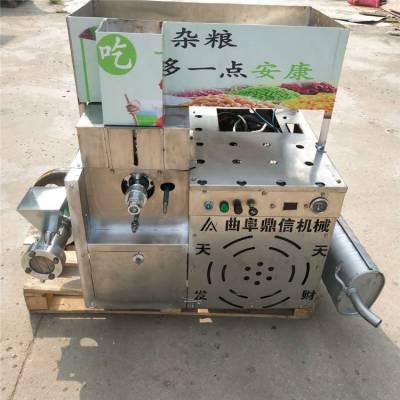 信达销售柴油机暗仓杂粮膨化机 小型玉米膨化机