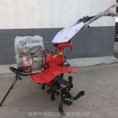 农业机械旋耕机 手推式小型犁地机 厂家