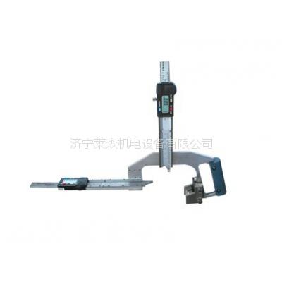 钢轨磨耗测量尺GF2740 GF2704 钢轨磨耗量测量尺侧磨 垂磨