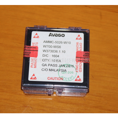 AMMC-5026 Keysight /Avago RF/IF and RFID 进口原装 特价出售