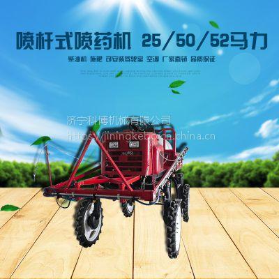 科博植保ZX15米喷幅高压喷雾器 蔬菜大棚拉管打药机 农用棚内蔬菜打药机