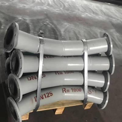 昆明陶瓷钢管氧化铝硬度高耐腐蚀