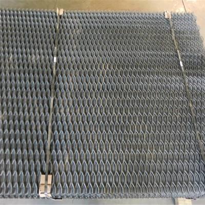 金属制品扩张网 金属扩张网案例 喷塑钢板网