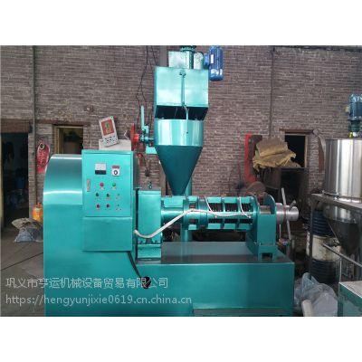 全自动榨油机厂家 螺旋榨油机 液压榨油机