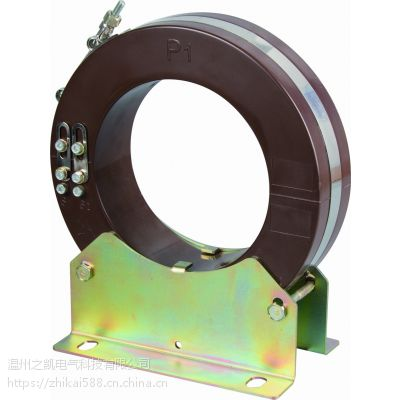 厂家直销之凯开口式零序电流互感器 电缆或铜排用