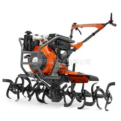 胡斯华纳松土机 富世华TF544柴油微耕机 富世华TF544柴油动力耕地机