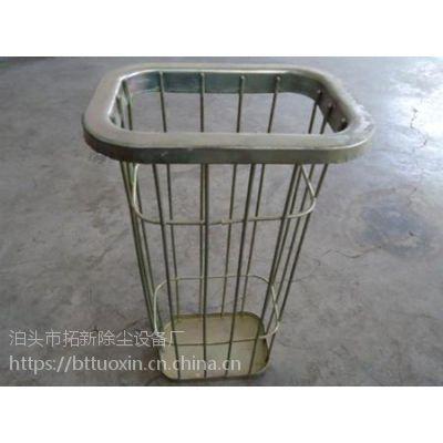 除尘器布袋骨架 梯形骨架 椭圆形袋笼 除尘设备配件 可定制