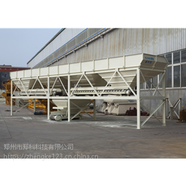 韶关郑科1600型多仓结构累计称量配料机使用方法