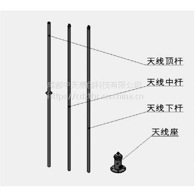 TN215 短波宽带天线(2MHz~30MHz)