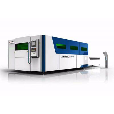 东莞厂家直销3000W金属激光切割机