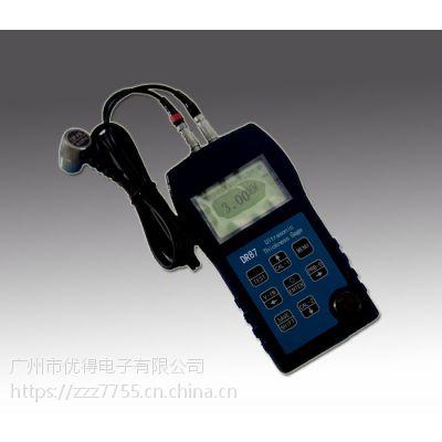 超声波测厚仪(钢材、钢管、钢板)金属材料厚度测试仪 广东香雪锐丰中心