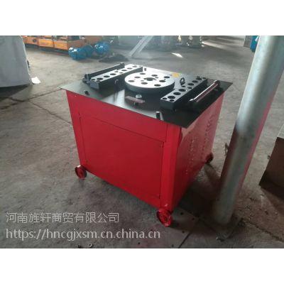 厂家供应金豫辉牌50型直螺纹钢筋弯曲机