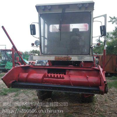 厂家直销大型转盘式玉米青储机 牧草收割机 铡草机