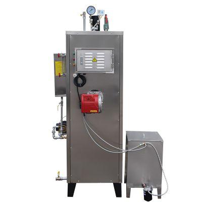 旭恩室燃炉100KG燃柴油蒸汽锅炉烘干设备