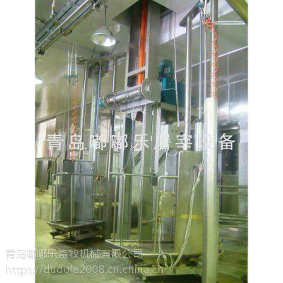 屠宰机械设备牛扯皮机13.1厂家直销国标材质