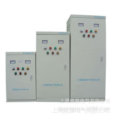 NKR1S-200KW一拖三中文智能低压电机软启动柜 上海能垦软起动柜