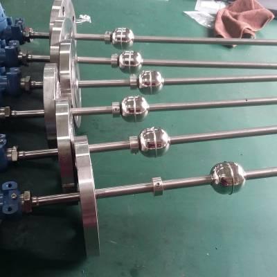 吉林省加油站改造油罐浮球液位计厂家订做