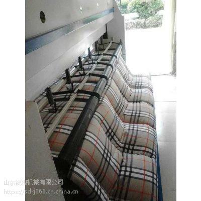 专用批发零售底线引被机厂家 仿手工棉被做被机供货商