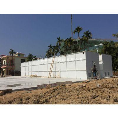 1000d/t厂家直销运行稳定 节能环保(双膜法)度假村生活污水处理设备森淼环保