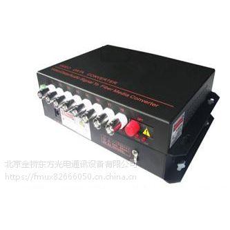 FMUX FM-DVTR-8V1D数字视频光端机 光端机 光纤收发器 工业交换机