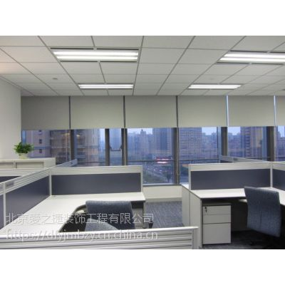 北京定制加厚阳光卷帘 办公室窗帘防紫外线隔热卷帘窗帘 厂家遮光窗帘布