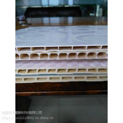 浩鹏竹木纤维集成墙面600大板多少钱一平米?