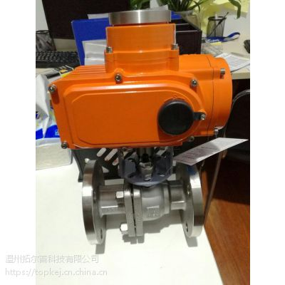 拓尔普 大量出售 阀门精小型防爆电动执行器 电动执行器