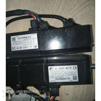 昆山快速富士伺服电机维修GYS101DC1-SB-B 议价