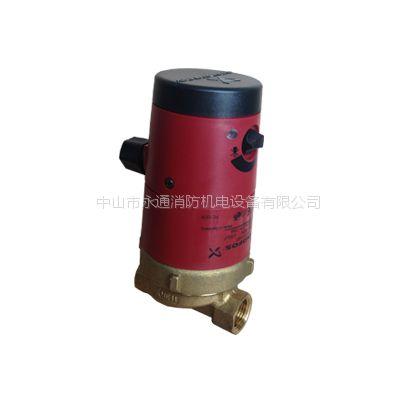 UP15-14BT微型温控智能热水循环管道泵