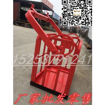 1.5米吊车专用吊篮 中联重科QY12DF331汽车起重机吊车挎篮