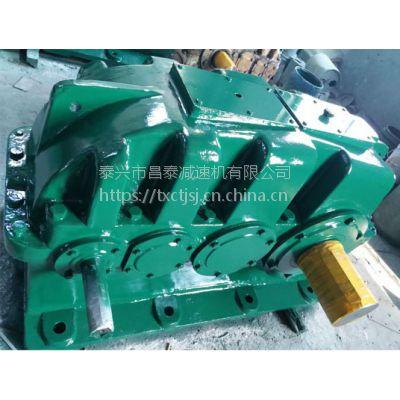 江苏泰兴减速机厂ZSY315-40减速箱轴齿内件
