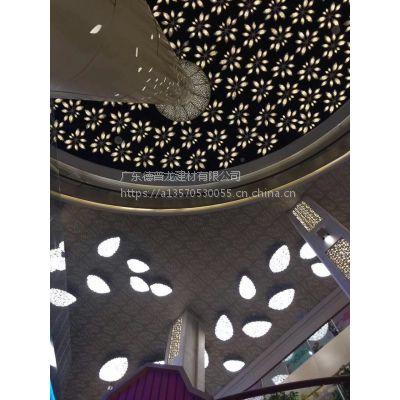 白云汇商场铝单板_广州白云汇雕花铝单板
