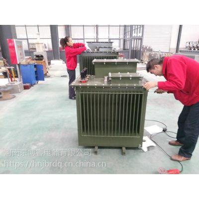 JC11-M*RD-100KVA 地埋式变压器 油浸式变压器
