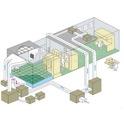 微生物实验室净化工程厂家 禄米 万级