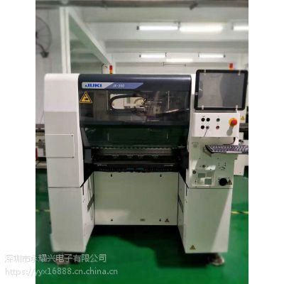 全自动高速贴片机 JUKI JX-350 LED1.5米贴片机优惠价出售