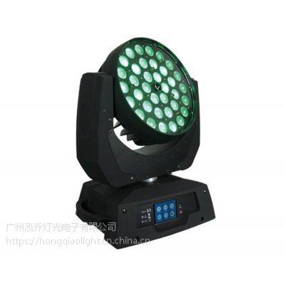 摇头灯 36颗6合1 LED摇头灯 调焦