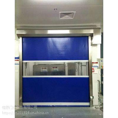 304不锈钢快速提升门四川佳恩门业专业制造工业用门