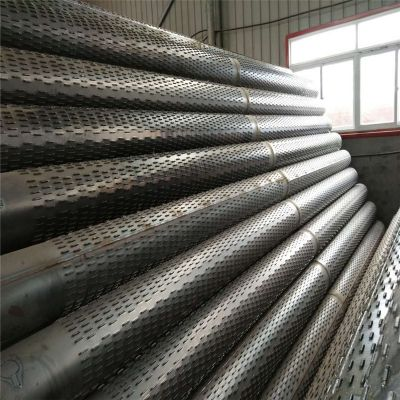 大口径圆孔滤水管DN800/1200、圆孔井管、井壁管厂家