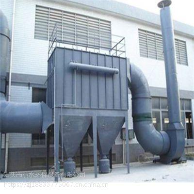脉冲除尘器规格型号 JHF型脉冲反吹扁袋除尘器厂家 除尘器配件