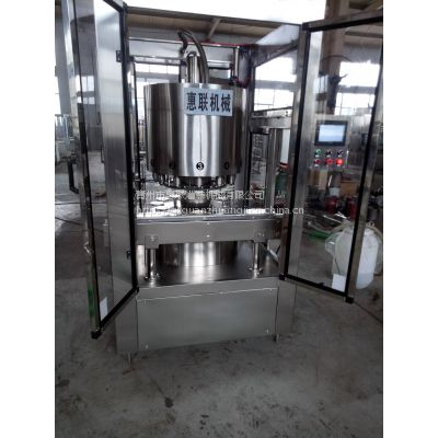 惠联酒水设备酒厂设备山东白酒灌装生产线高精度计量