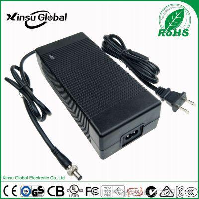 54.6V3A充电器 xinsuglobal 美规UL认证 54.6V3A锂电池充电器